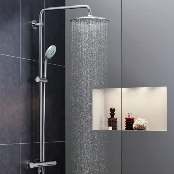 Euphoria Shower System  600x600 - Euphoria Shower System