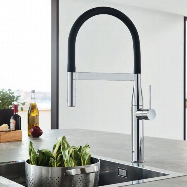 GROHE ESSENCE 600x600 - Kitchen Essence