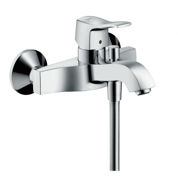 Metris Classic Single lever bath mixer for exposed installation 1 600x600 - Metris